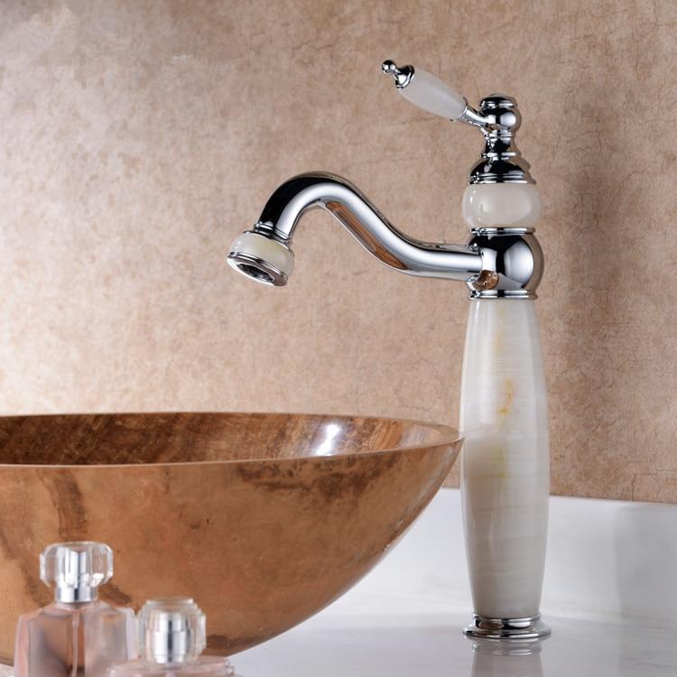 13 chrome bathroom sink faucet vessel
