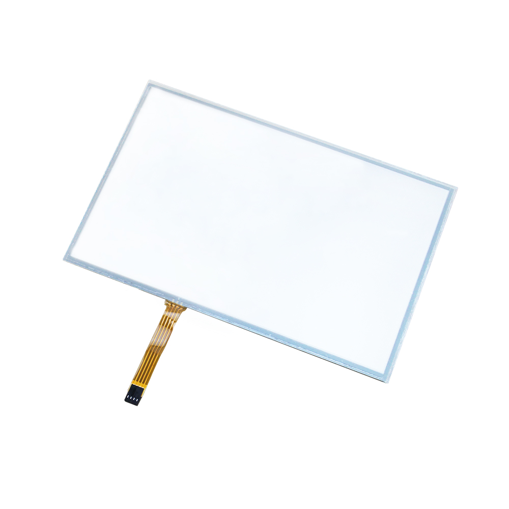 12.1 inch 276*178mm 275*177mm 4wire Resistive Touch Screen Panel Digitizer for 16:9 LCD Control in Business Machines 8 4 8 inch industrial control lcd monitor vga dvi interface metal shell open frame non touch screen 800 600 4 3