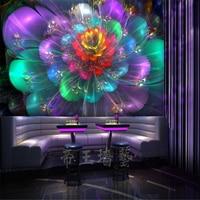 Beibehang flash behang grote ktv bar ballroom naadloze internet entertainment thema mural project, behang voor muren 3 d