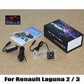 For Renault Laguna 2 / 3 / Warning Lamp Alarm Laser Fog Lights / Rear Anti-Collision Taillight Auto Accessories Haze Lamp / LED