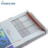 Марко Раффин Fine Art цветные карандаши 72 Цвета Рисование эскизы Mitsubishi цвет карандаши, школьные принадлежности Secret Garde карандаш