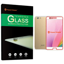 HyperShield 2.5D 9H Hardness Anti-Burst 100% Tempered Glass Display Protector Protecting Movie For SHARP Z3 FS8009