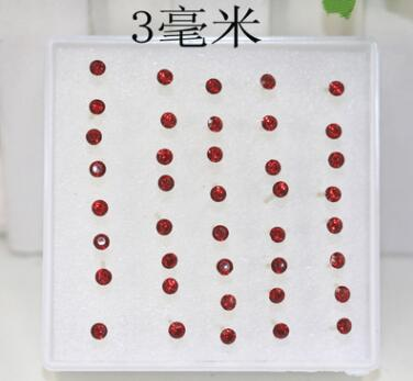 3mm red