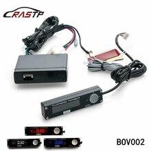 Для транспортных средств DC12V турботаймер синий/красный/белый светодиодный цифровой дисплей автоматический турботаймер релейный контроллер комплект с логотипом RS-BOV002