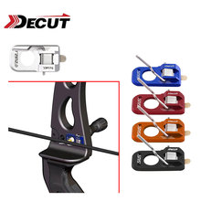 1pc Archery SIUS Arrow Rest Recurve Bow Shooting Type Right/Left Hand Adjustable Outdoor Hunting Accessories