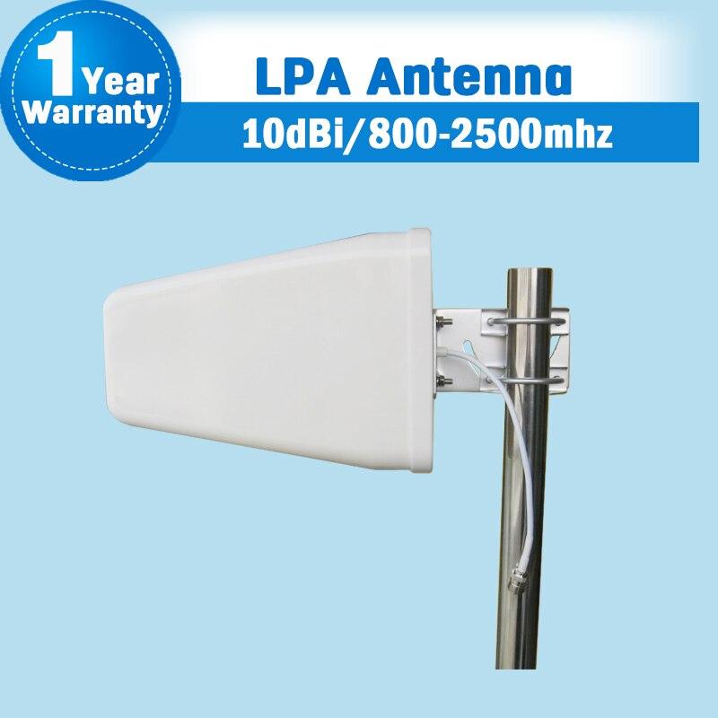 Répéteur GSM 2100 3G amplificateur de Signal cellulaire gsm 900 3G UMTS 2100 mhz amplificateur de téléphone Mobile 900 2100 mhz répéteur antenne 3g S48 - 4