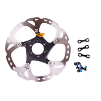 shimano XT Saint RT 86 6/7 Inch 160mm 180mm 203mm Disc Brake 6 Bolts Rotor accessory bicycle parts ICE TECH system RT 86