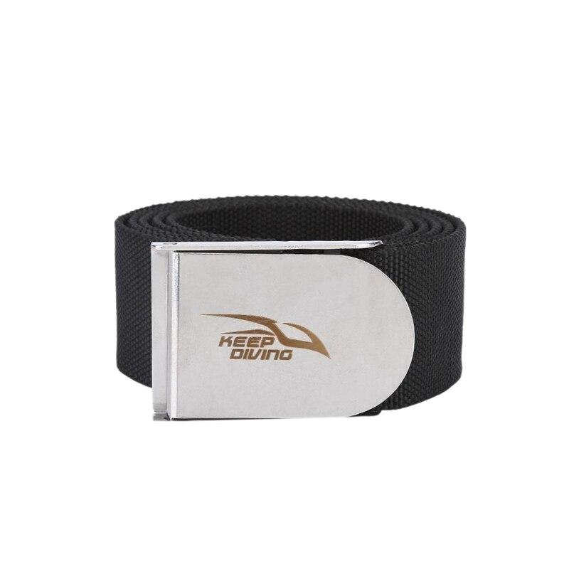 Garder la ceinture de poids de plongée avec boucle à dégagement rapide sangle de plongée en apnée Outils d'extérieur Sports et Loisirs -
