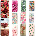 Lover For Girl Cases For Apple Iphone 4 4S 5 5S SE 6 6S 7 Plus Case Silicon Floral Flower TPU For Iphone4 5 5S 6 6S 7 Plus Cases