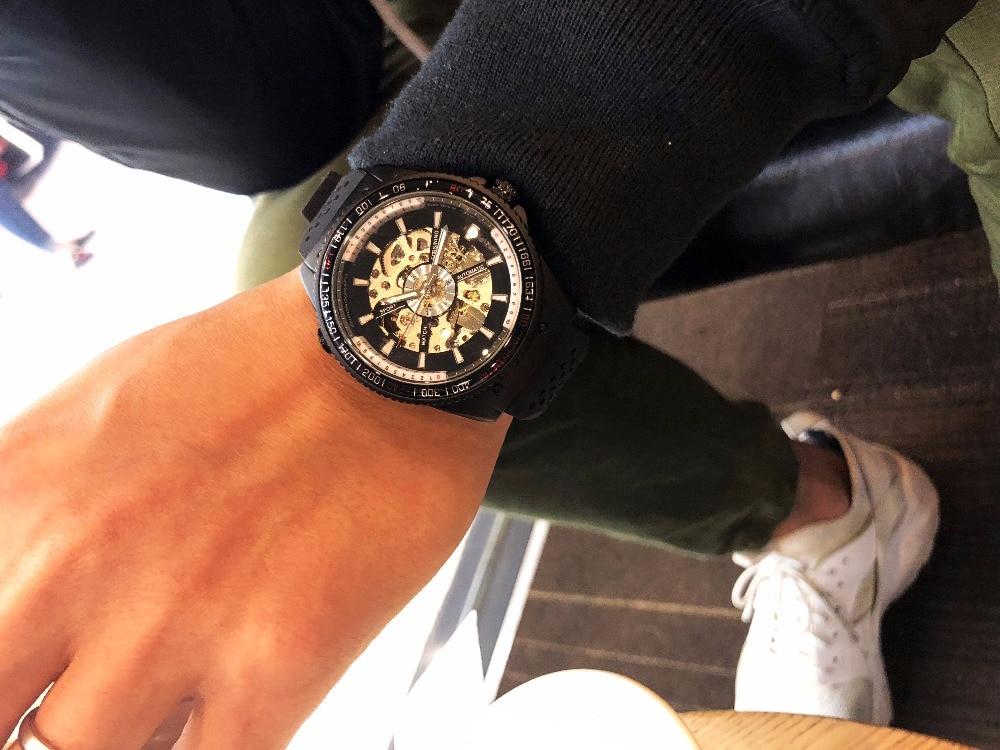 HTB11abwb7fb uJkSne1q6zE4XXaC Forsining 2016 Rotating Bezel Sport Design Silicone Band Men Watches Top Brand Luxury Automatic Black Fashion Casual Watch Clock