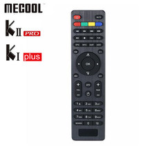 Control remoto Extra para K1 KI Plus/K2 KII Pro DVB-S2 DVB-T2 T2 + S2 satélite Android receve TV Box decodificador Mini ordenador(China)