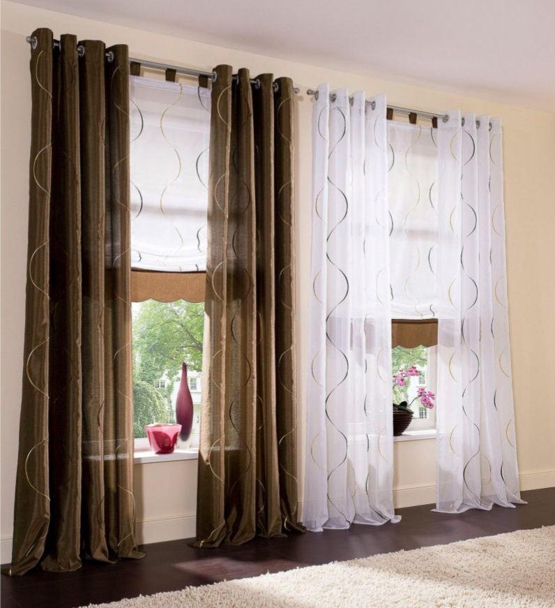 Nuevo acabado cortinas para ventanas de gasa cortina escarpada voile cortinas bordadas salón modernas cortinas de.jpg