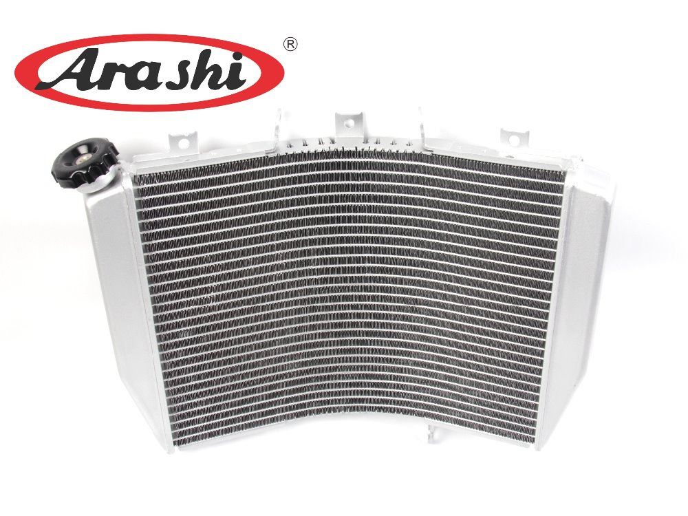 Араши ниндзя ZX6R бренд радиатор для Kawasaki ZX 6R ZX 6R 98 02 1998 1999 2000 2001 2002 мотоцикл Двигатели для автомобиля охладитель высокое качество