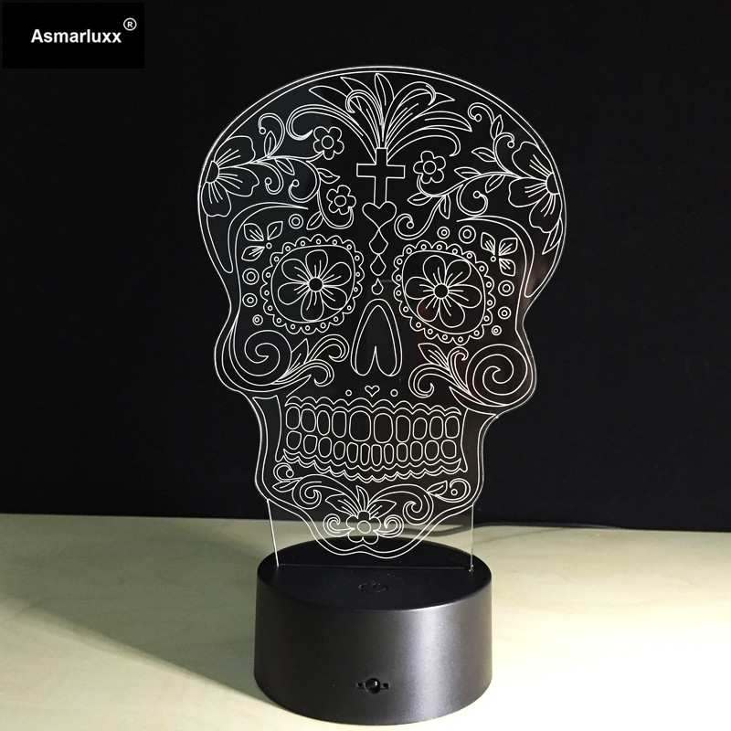Asmarluxx 3D Night Lamp00380
