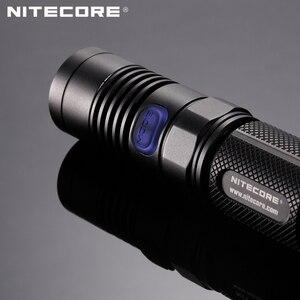 Image 3 - 5 ans de garantie NITECORE EC20 960 Lumens LED lumineuse lampe de poche sous marine lumière Portable avec 18650 batterie