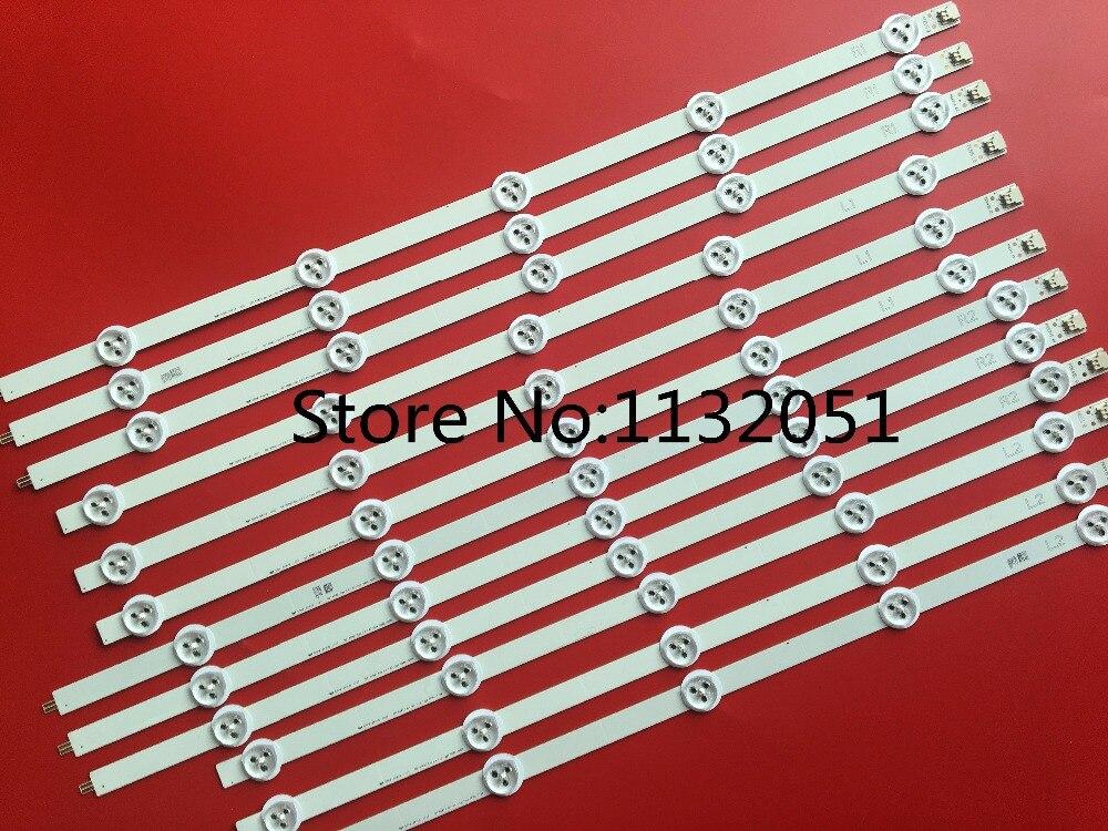 Led Backlight Screen  1set=12pcs FOR LG 50LN5400-CA 6916L-1276A 6916L-1273A 6916L-1272A 6916L-1241A SUNG WEI 55V0 E74739 94V-0