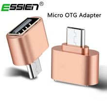 OTG Adapter Micro USB to USB 2.0 Converter OTG Cable for Android Samsung Galaxy Xiaomi Tablet Pc to Flash Mouse Keyboard Otg все цены