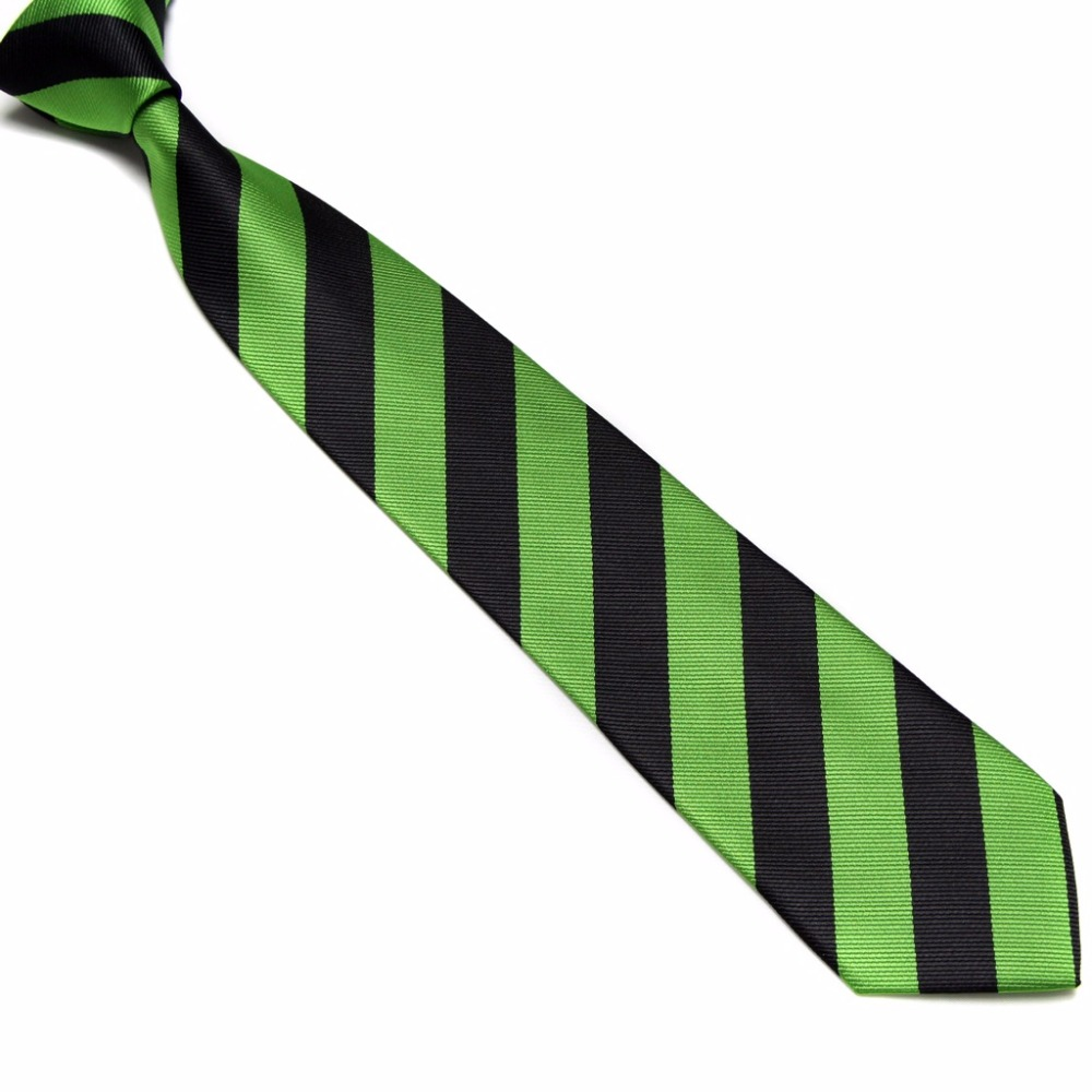 2018 stripe students ties for men school necktie