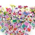Una pieza de Dibujos Animados Anime Sticker autocollant adesivos Niños Recompensa Puffy Pegatinas Pegatinas mensaje Twitter Instagram Large Viny