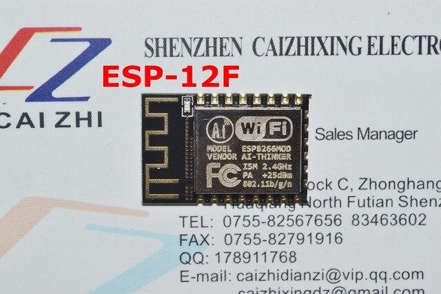 2015 New version 1PCS ESP-12F (ESP-12E  upgrade) ESP8266 remote serial Port WIFI wireless module