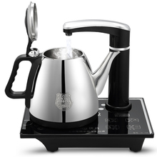 Free shipping Automatic pumping electric kettle tea cover boil