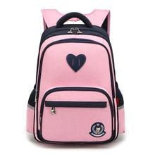 купить Children School Bags For Girls Boys Orthopedic Backpack Kids Backpacks schoolbags Primary School backpack Kids Satchel mochila по цене 1354.08 рублей