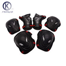Palm & Elbow & Knee Pads Set Kneecap Skating Skiing protector ice skates for figure skating on ice Sport Protection