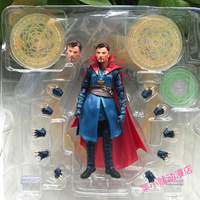 Marvel Figuarts Movie Avengers Infinity 3 War Doctor Strange PVC Action Figure Collection Model Toy Doll