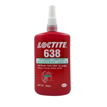 Loctite 638 kleber 250ML Original Qualität Assurance