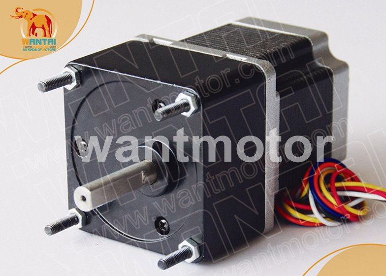 Good Quality! Wantai Nema 23 Stepper Geared Motor 57BYGH402AG15 15:1 Ratio CNC Mill Cut Engraving Foam Grind Embroidery 368 stepper motor condition very good 6a