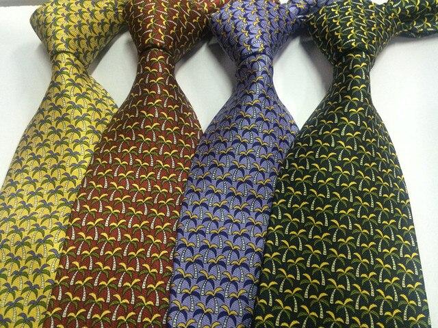 Moda H casa lazo masculino corbata de seda corbata de seda de calidad casual de negocios