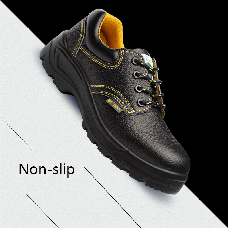 Non-slip Safety Shoes Men Insulation 6KV Wear Resistant Bouncy Outdoor Work Shoes Breathable Waterproof Steel Toe Labor ShoesNon-slip Safety Shoes Men Insulation 6KV Wear Resistant Bouncy Outdoor Work Shoes Breathable Waterproof Steel Toe Labor Shoes