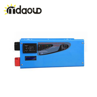 2000W Peaking 6000W inverter 12/24/48VDC TO 120/220VAC with charge 65A/35A/20A Single Phase pure sine wave
