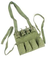 SURPLUS CHINESE PLA MILITARY STICK GRENADE MAG POUCH ARMY GREEN 34136