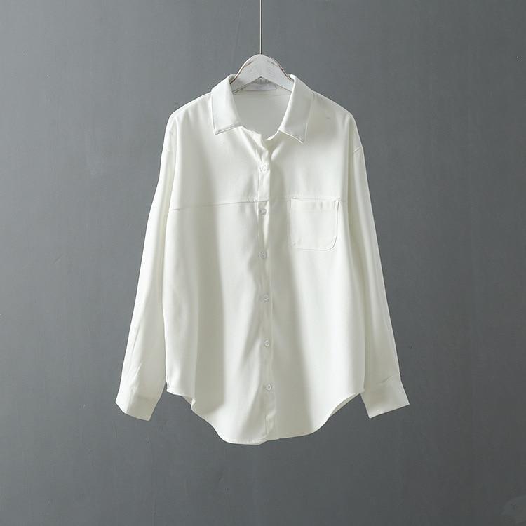 2019 blusa feminina coreano manga comprida das mulheres topos e blusas vintage camisas femininas blusas blusa feminina para mulher