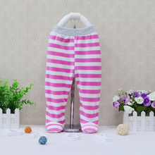 2017 newborn child bag feet long pants baby girls clothes cute new kids trousers boys clothing