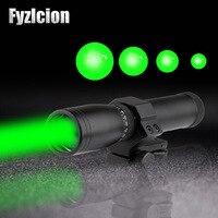 Fyzlcion зеленый лазерный охотничий прицел Sunsfire ND 30 лазерный целеуказатель Long Distance лазерный свет прицел регулируемый луч