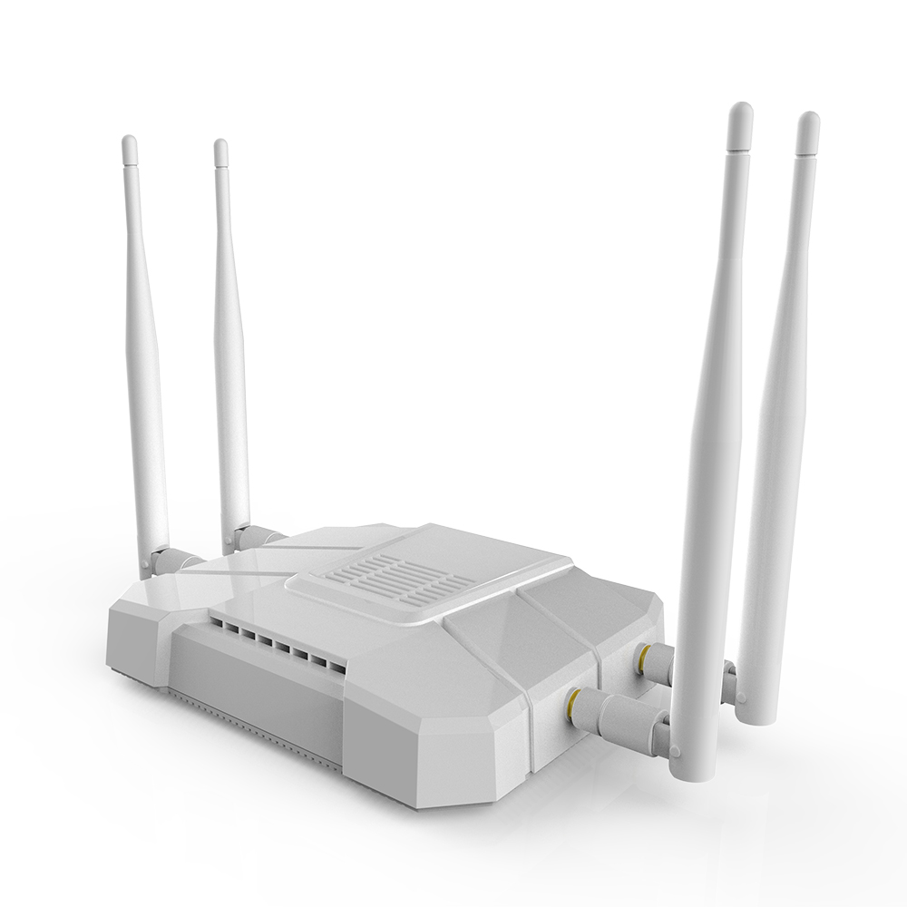 Routeur sans fil 3G/4G 867 Mbps WiFi répéteur 4 1200 Mbps 2,4 GHz/5 GHz 4G SIM 3G 4G routeur 4G LTE RouterVPN PPTP L2TP - 3