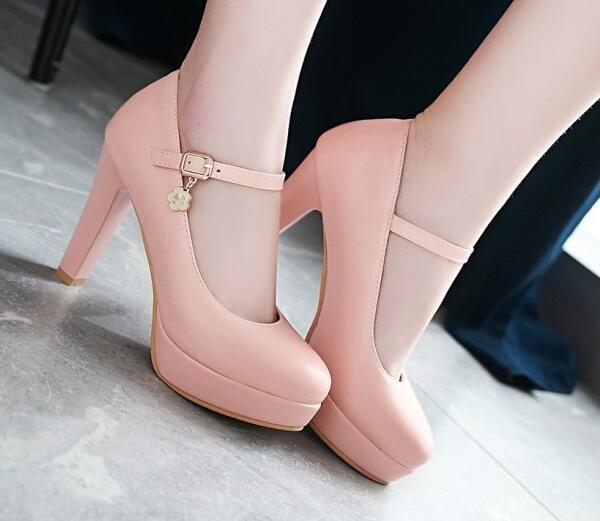 Plate Mode Chaussure Mujer C161686 Black Talons De Dames Zapatos Pompes Belle Élégante apricot forme Mariage Femme Haute Chaussures Femmes Printemps pink E29IYDeWbH