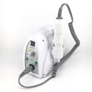 Image 2 - New 35000RPM Electric Nail Drill Machine File Kit Bits Manicure Pedicure Kits Nail Drill Machine With LCD Display