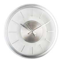 Meijswxj 12 inches Wall Clock Saat Modern simplicity Mute round wall clocks Reloj Relogio de parede Bedroom living room clock