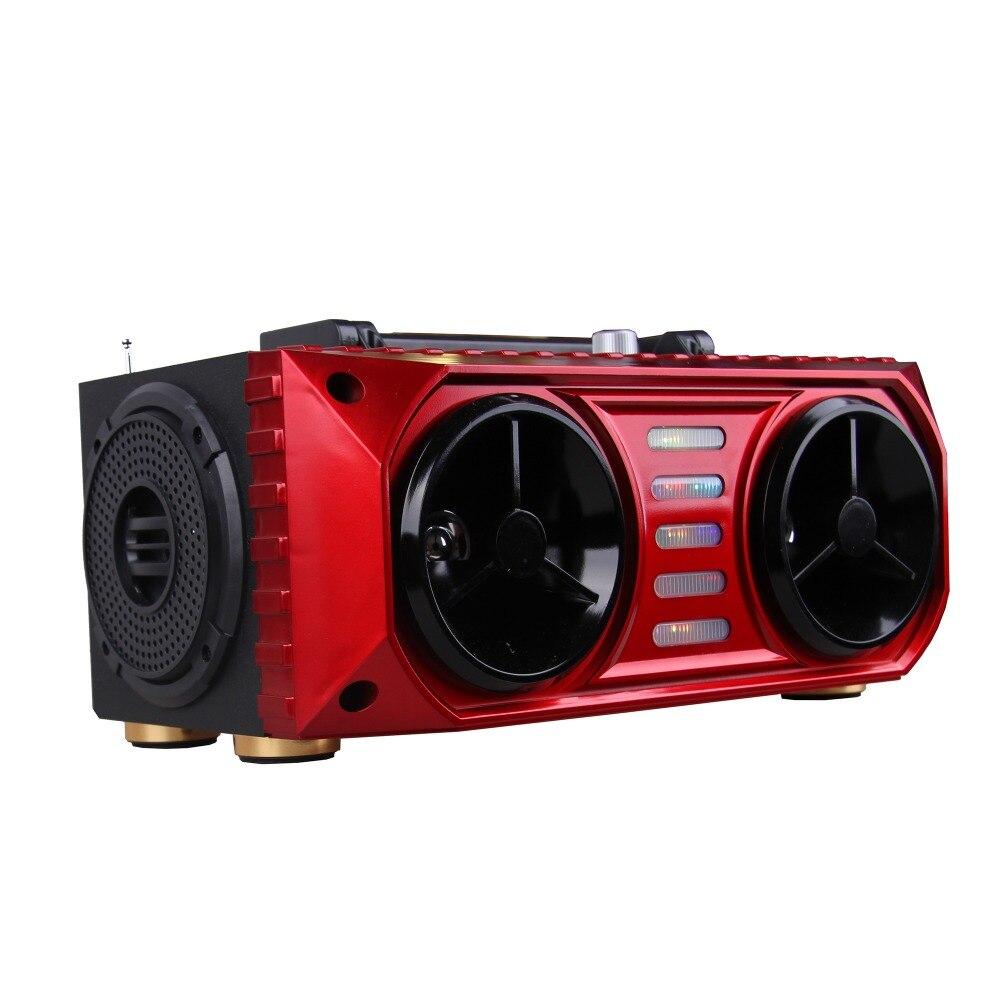 ZIENSTAR 16W Wireless Bluetooth Sports Speaker ,Portable Outdoor Subwoofer ,Support TF/USB card ,FM Radio large capacity battery bluetooth speaker tf card and usb disk play mp3 subwoofer wireless microphone fm radio portable speaker