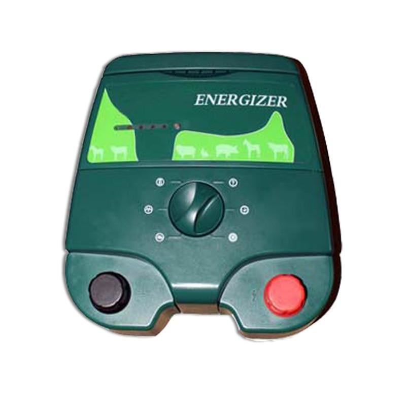 ZORASUN Smart Электрический забор Energizer Зарядное устройство для электрического ограждения Системы контроллер все виды сельскохозяйственных Упр