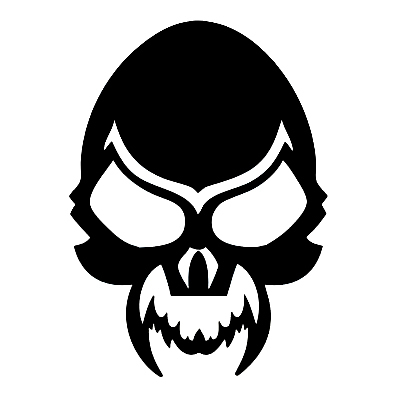 Graphics For Devil Skull Motorcycle Decals Graphics Www - Skull decals for motorcycles