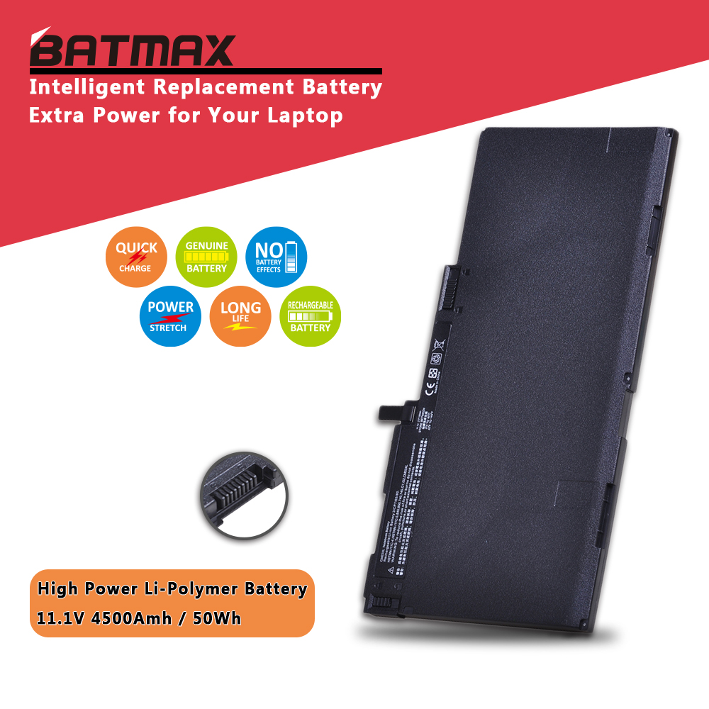 CM03XL Battery for HP EliteBook 840 845 850 740 745 750 G1 G2 Series 717376 001 CM03050XL CO06 CO06XL E7U24AA HSTNN IB4R HSTNN D-in Laptop Batteries from Computer & Office on