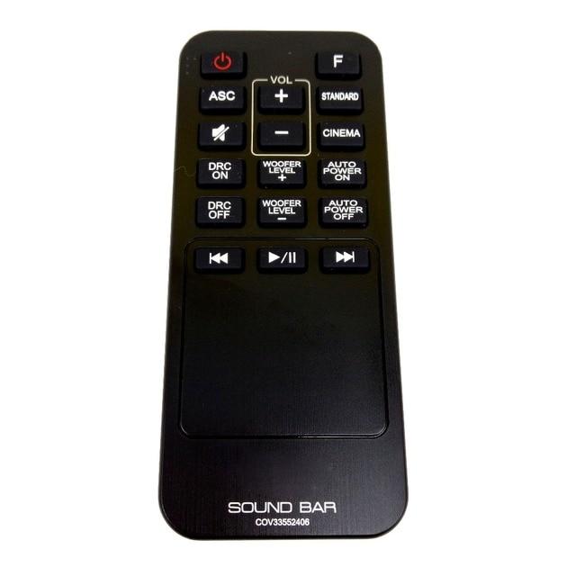 New Original For Lg Soundbar System Remote Control Cov33552406 Cov33552410 Sh2 And Sh4 Sound Bar