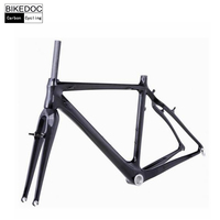 Super Light Full Carbon Cyclocross Frame With Free Shipping Cost