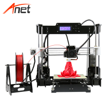 Anet A8 AutoLeveling 3d Printer Kit 240W Heating Fast Digital Printer Aluminum Heating Bed Impresspra 3d