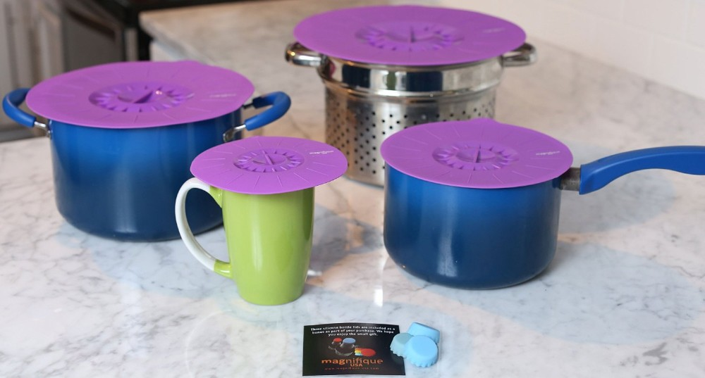 Silicone Suction Lids (6)