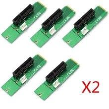2-10 шт. wbtuo LM-141X-V1.0 Drive M.2 NGFF pci-e X4 адаптера для настольных ПК Q13025